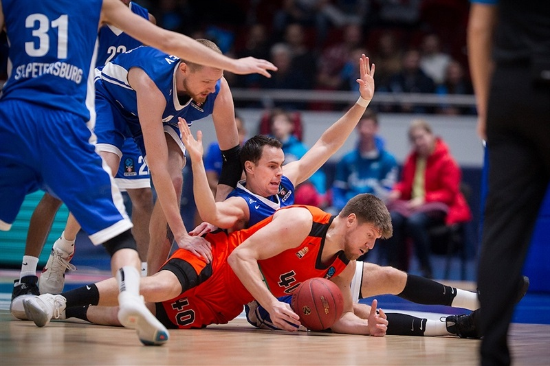 Luke Harangody - ratiopharm Ulm (Photo Zenit) - EC17