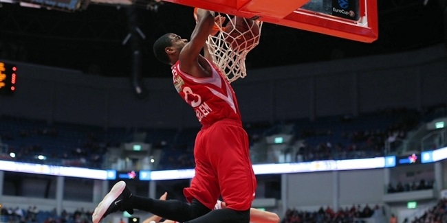 7DAYS EuroCup, Regular season, Round 9: Hapoel Bank Yahav Jerusalem vs. Grissin Bon Reggio Emilia