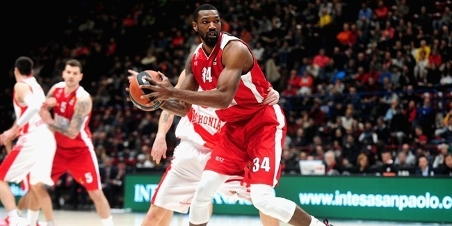 Gran Canaria adds Jefferson to frontcourt