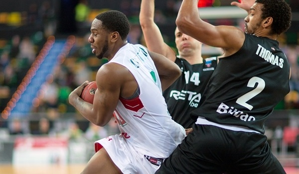 Regular Season, Round 9: Loko rolls in Bilbao behind 14 threes