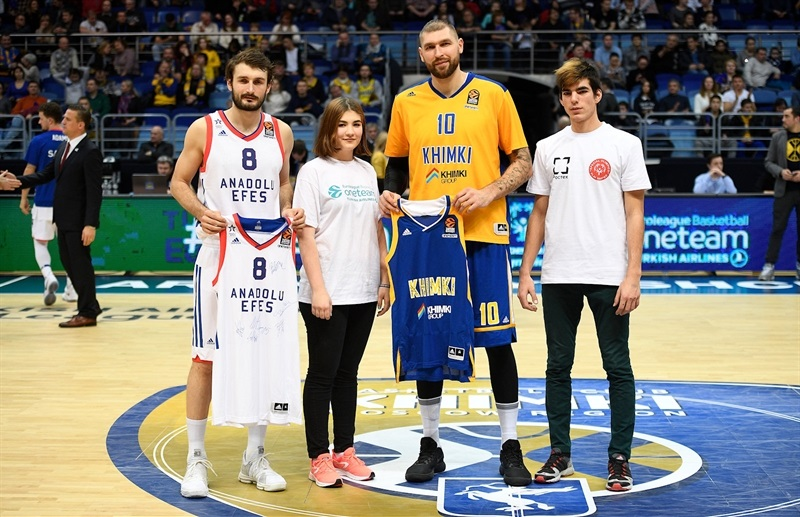 One Team, Batuk and Sokolov - Khimki Moscow Region - EB17
