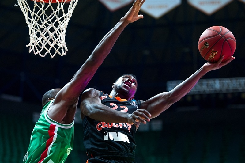 Will Cherry - Cedevita Zagreb (photo UNICS) - EC17