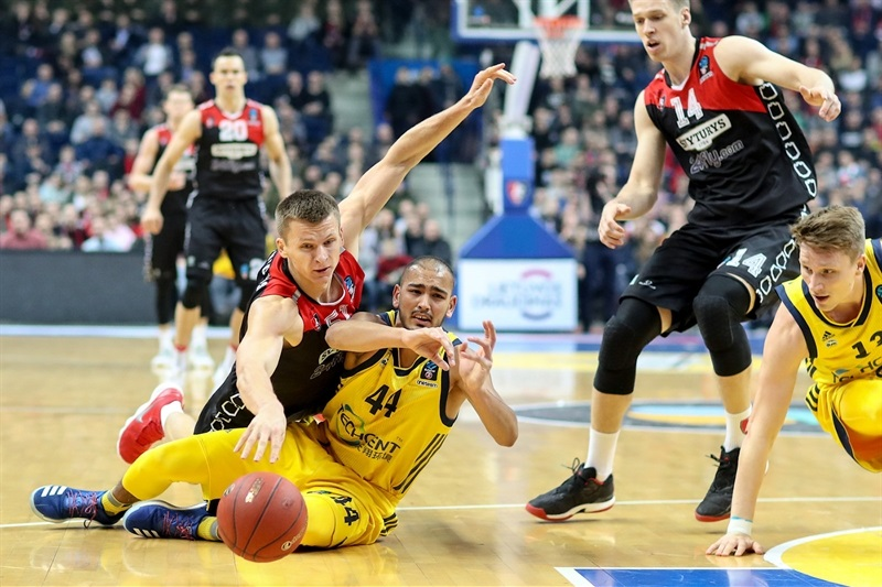 Stefan Peno - ALBA Berlin (photo Rytas) - EC17