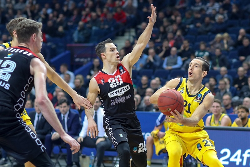 Spencer Butterfield - ALBA Berlin (photo Rytas) - EC17