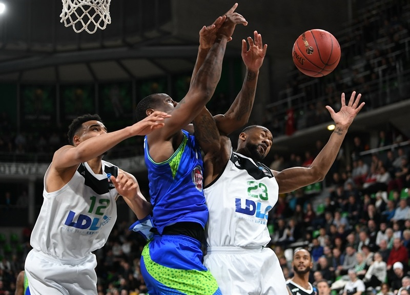 David Lighty - ASVEL Villeurvanne (photo Tofas) - EC17