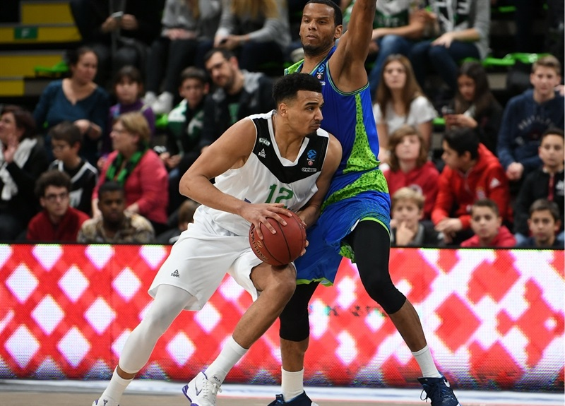 Amine Noua - ASVEL Villeurvanne (photo Tofas) - EC17