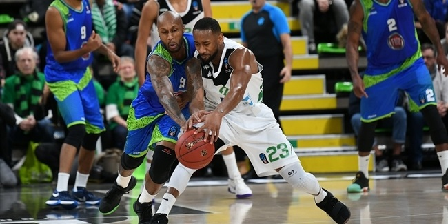 7DAYS EuroCup, Regular season, Round 9: ASVEL Villeurbanne vs. Tofas Bursa