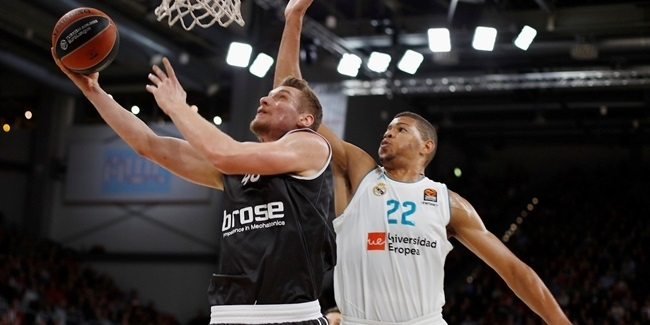 RS Round 14: Brose Bamberg vs. Real Madrid