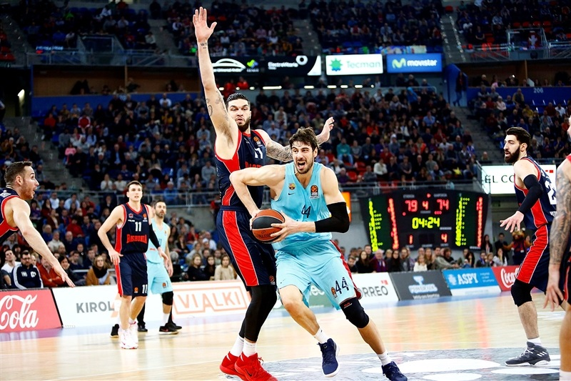 ante tomic,barça, euroleague