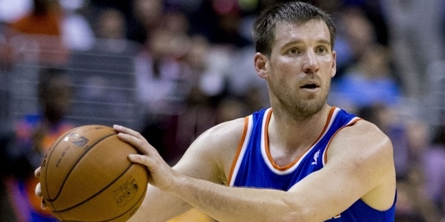 Zalgiris adds veteran playmaker Udrih