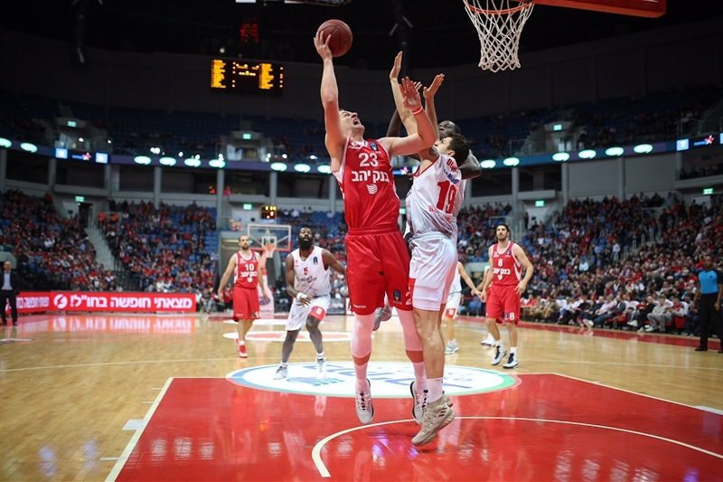 Alen Omic - Hapoel Jerusalem (photo Hapoel) - EC17