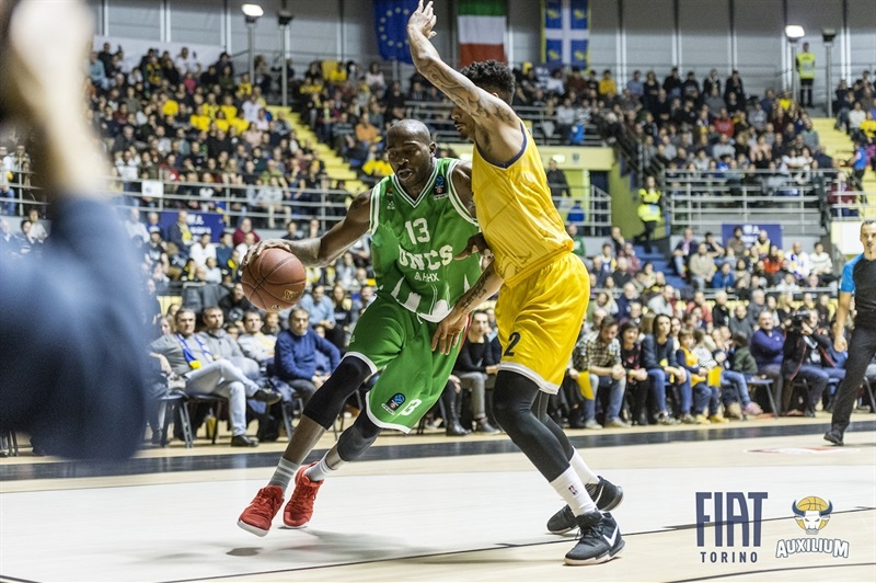 Stephane Lasme - UNICS Kazan (photo Fiat Turin) - EC17