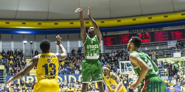 Unicaja adds forward Ejim