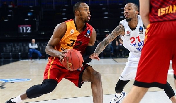 Regular Season, Round 10: Hendrix powers Galatasaray past Jerusalem and into second place