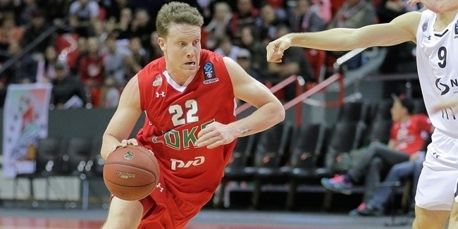 7DAYS EuroCup Quarterfinals MVP: Dmitry Kulagin, Lokomotiv Kuban Krasnodar