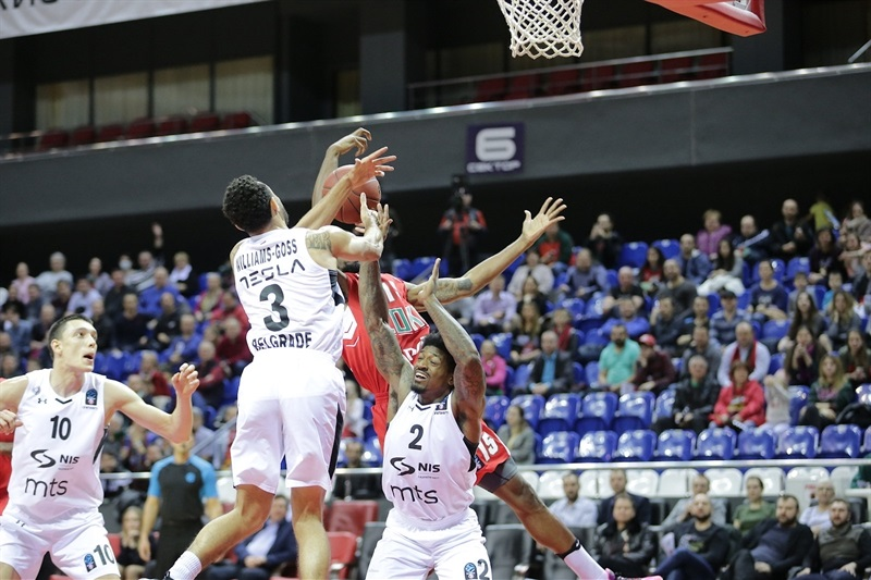 Nigel Williams-Goss - Partizan NIS Belgrade (photo Lokomotiv) - EC17