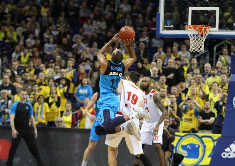 Akeem Vargas - ALBA Berlin (photo ALBA - Andreas Knopf) - EC17