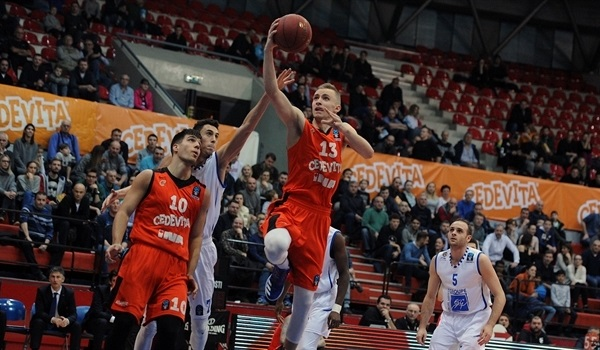 Regular Season, Round 10: Cedevita downs Levallois for third place in Group A