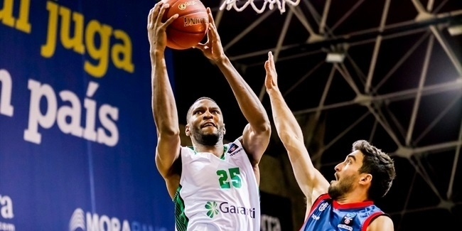 Lokomotiv lands All-EuroCup forward Johnson
