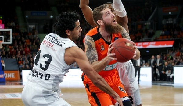 Regular Season, Round 10: Shields, Sutton carry Trento past Ulm