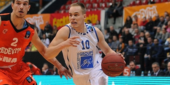Madrid inks shooting guard Prepelic for two years