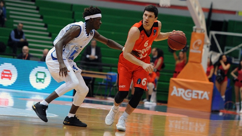 Toni Katic - Cedevita Zagreb (photo Cedevita) - EC17