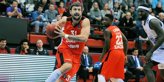 Cedevita re-signs center Stipanovic