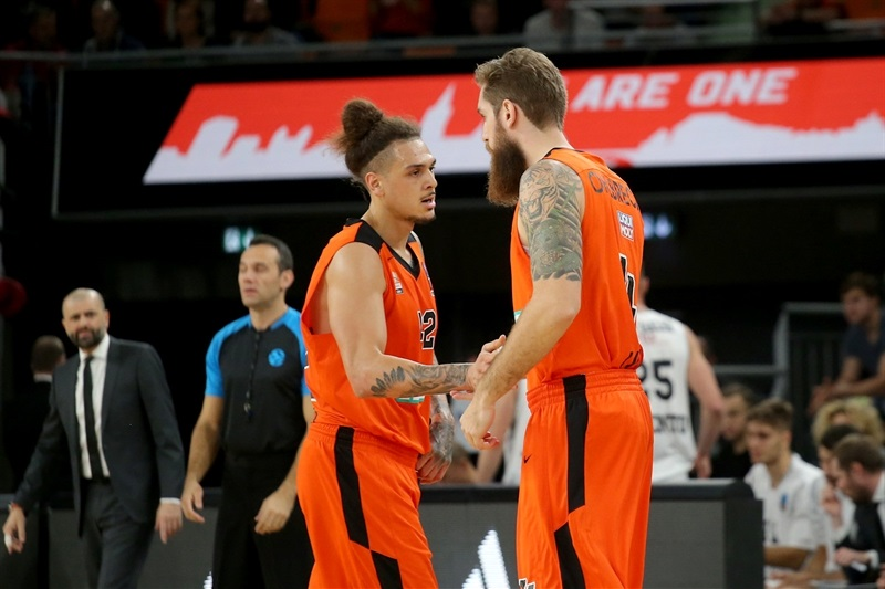 Isaac Fotu - ratiopharm Ulm  (photo Ulm - Florian Achberger) - EC17