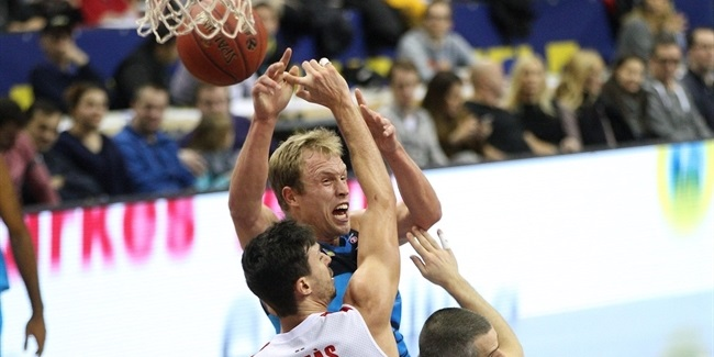 7DAYS EuroCup, Regular season, Round 10: ALBA Berlin vs. RETAbet Bilbao Basket