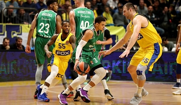 RS Round 15 report: Shermadini powers Unicaja past Maccabi for fourth straight win