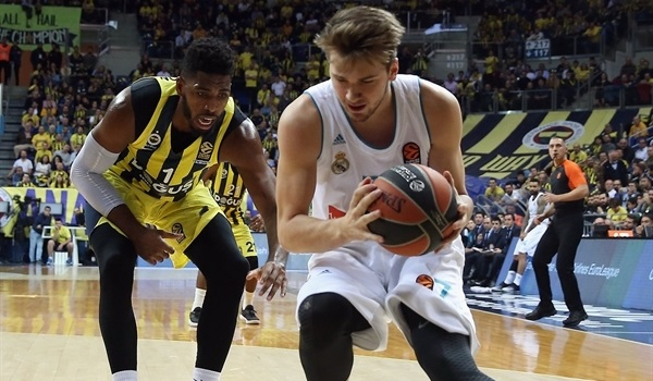 RS Round 15 report: Brilliant Doncic carries Madrid to win at champs