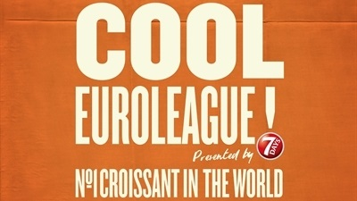 COOL EUROLEAGUE, presented by 7DAYS, with Pero Antic of Crvena Zvezda
