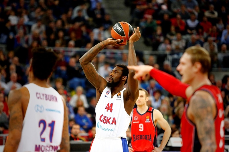 Othello Hunter - CSKA Moscow - EB17
