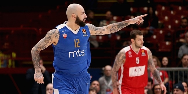 Focus on: Pero Antic, Crvena Zvezda mts Belgrade