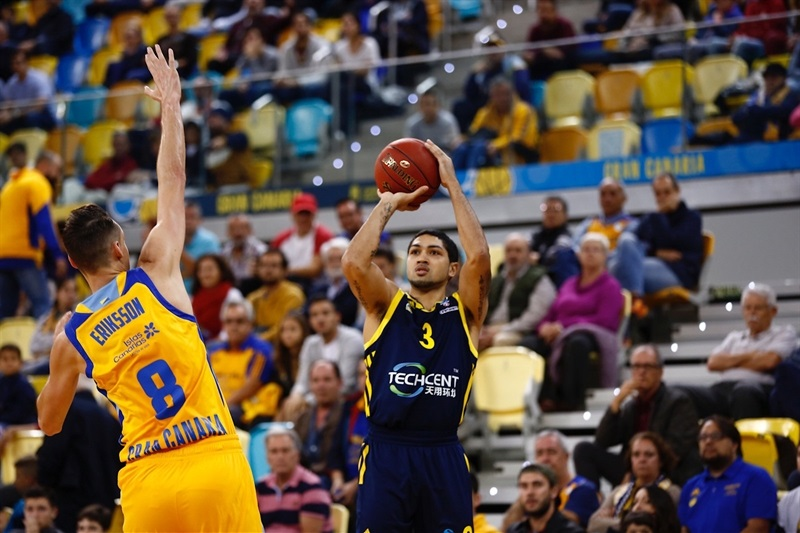 Peyton Siva - ALBA Berlin (photo Gran Canaria) - EC17