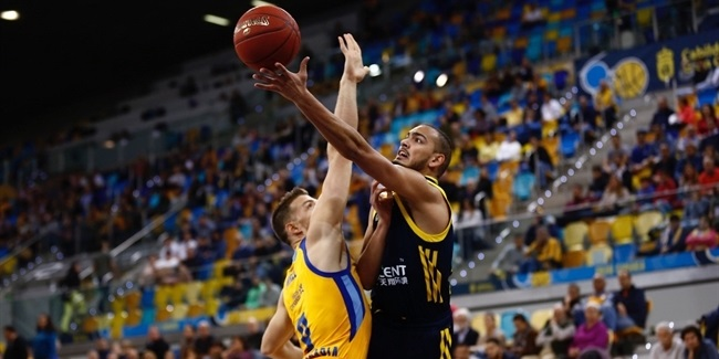 7DAYS EuroCup, Top 16, Round 1: Herbalife Gran Canaria vs. ALBA Berlin