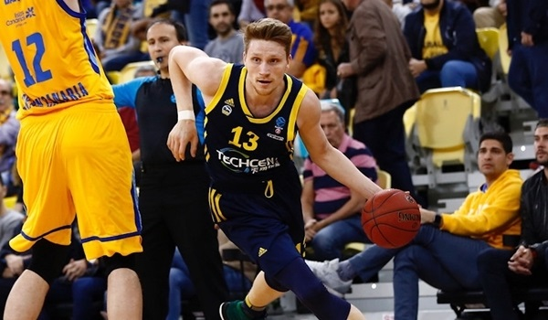 Zalgiris tabs ace shooter Grigonis on three-year deal