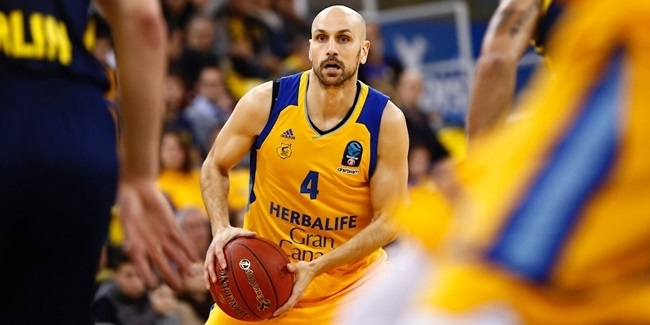 Gran Canaria and playmaker Oliver stay together