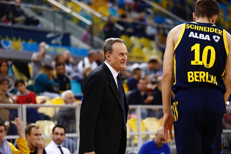 Aito Garcia Reneses - ALBA Berlin (photo Gran Canaria) - EC17