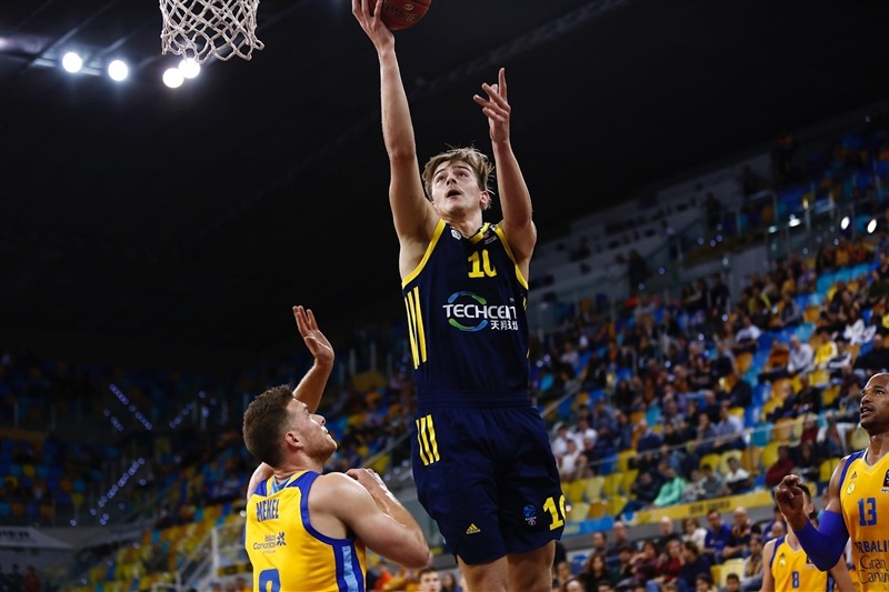 Tim Schneider - ALBA Berlin (photo Gran Canaria) - EC17