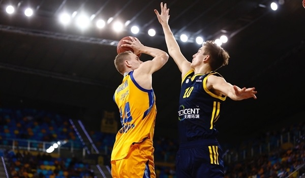 Top 16, Round 1: Gran Canaria cruises past ALBA