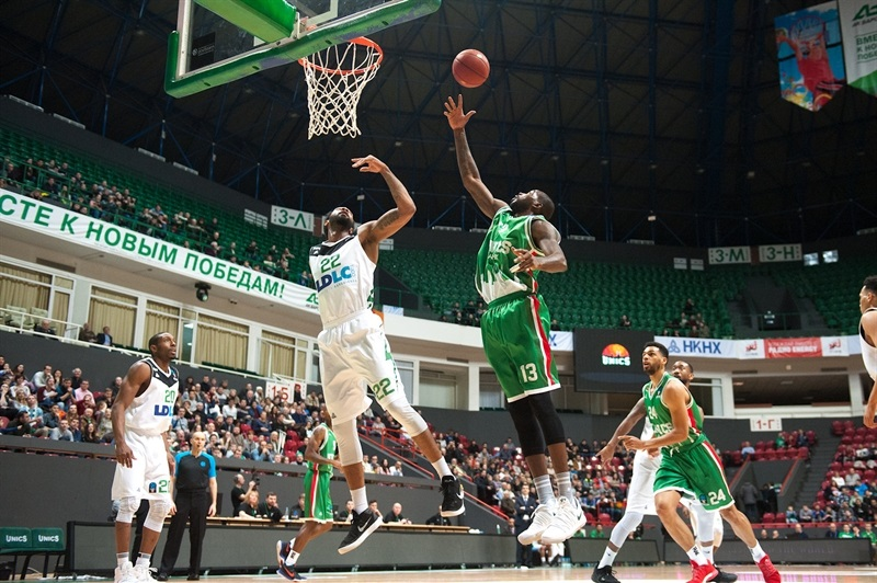 Stephane Lasme - UNICS Kazan (photo UNICS) - EC17