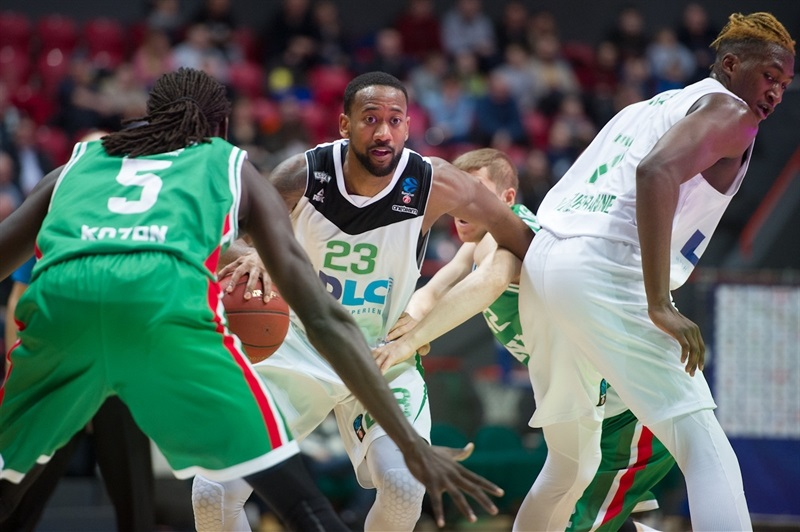 David Lighty - ASVEL Villeurbanne (photo UNICS) - EC17