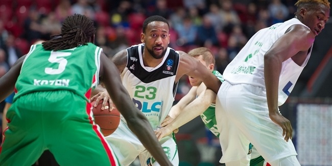 7DAYS EuroCup, Top 16, Round 1: UNICS Kazan vs. ASVEL Villeurbanne