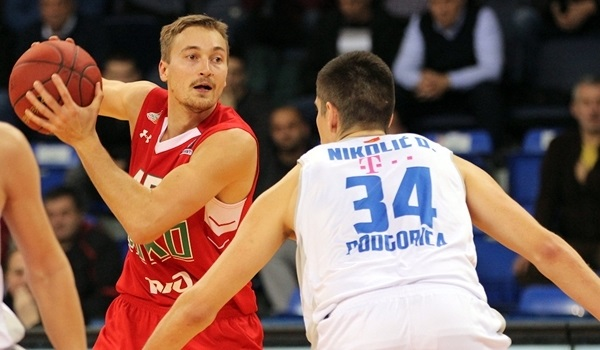 Top 16, Round 1: Lokomotiv rallies past Buducnost on the road