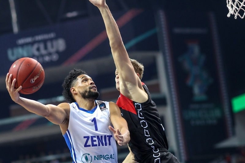 Scottie Reynolds - Zenit St Petersburg (photo Rytas) - EC17
