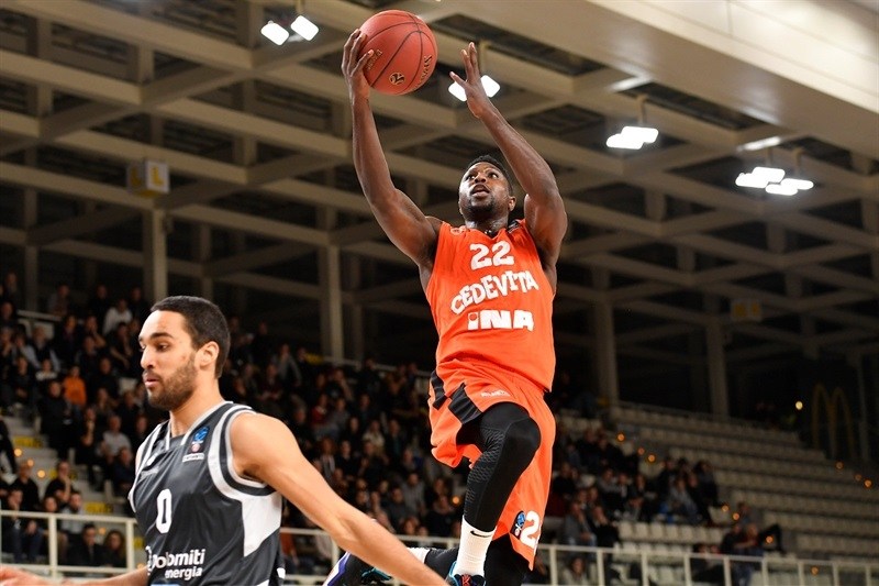 Will Cherry - Cedevita Zagreb (photo Trento) - EC17