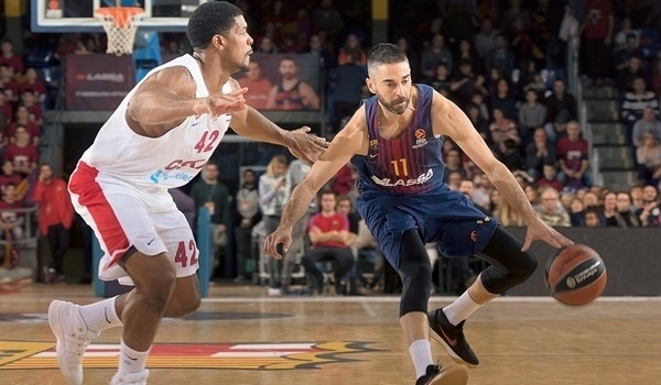 RS Round 16 report: Rock-solid Barcelona downs CSKA