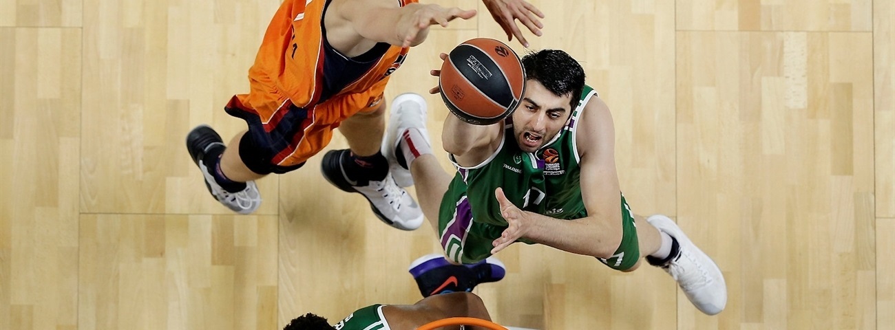 Unicaja's Shermadini out 6 to 8 weeks