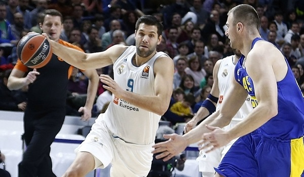 RS Round 16 report: Reyes leads Madrid past Maccabi